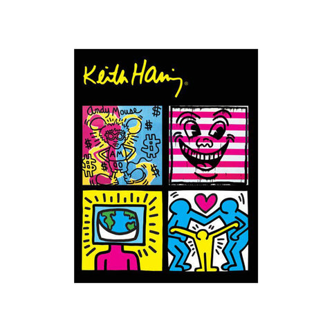 Haring Keepsake Boxed Notecards
