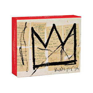 Basquiat Quick Notes Box