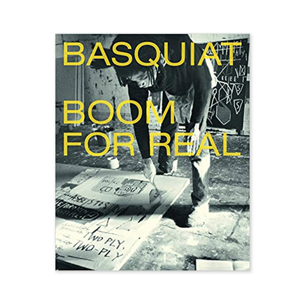 Basquiat: Boom: for Real