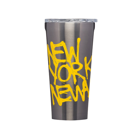 New York New Wave Tumbler