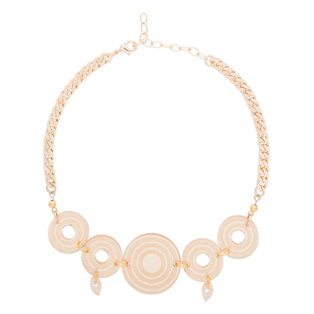 Sun Greeting Choker