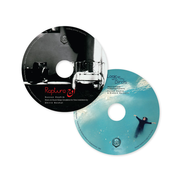 Rapture + Logic Of The Birds CD Set