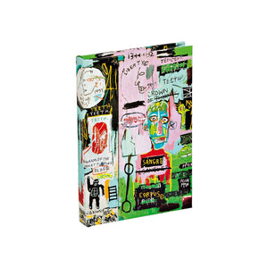 Basquiat In Italian Mini Sticky Book