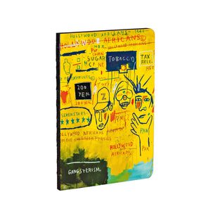 Basquiat Hollywood Africans A5 Notebook
