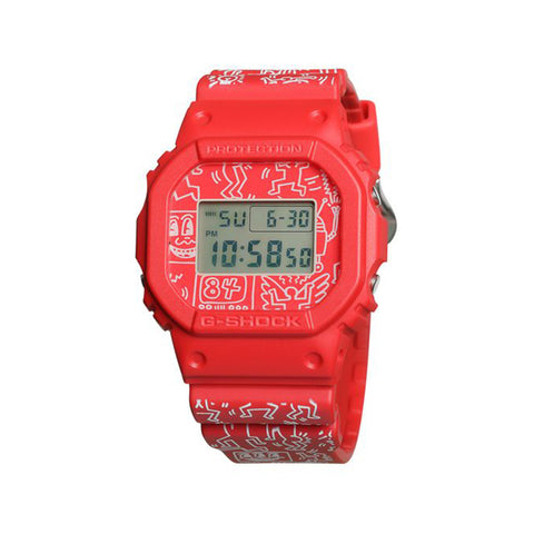 Keith Haring X G-Shock Watch