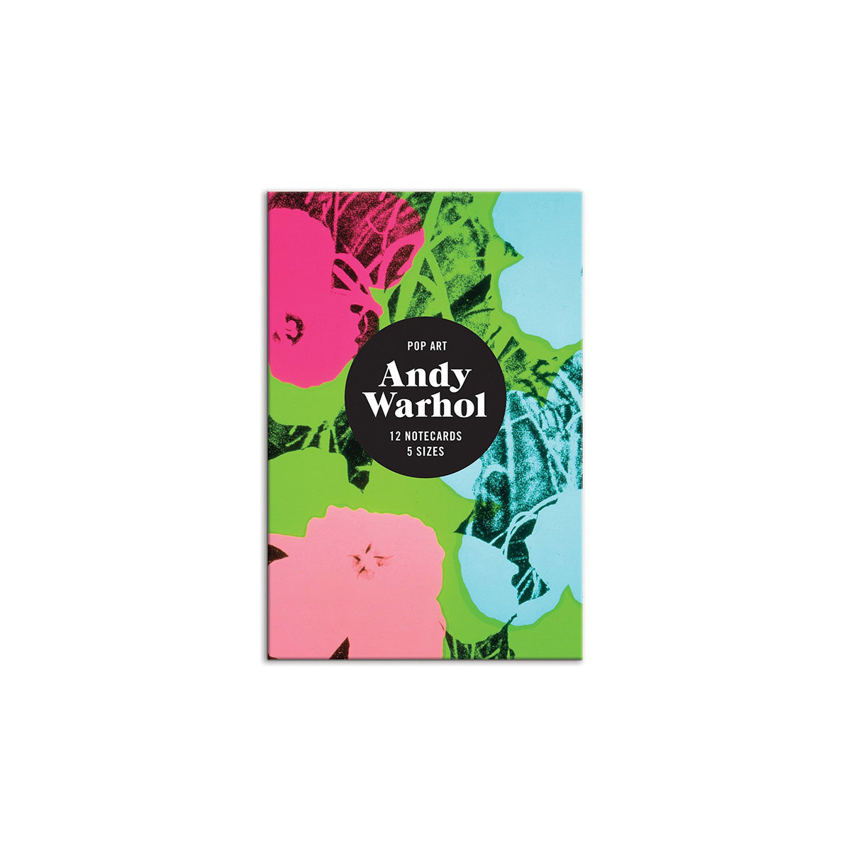 Warhol Pop Art Notecard Set
