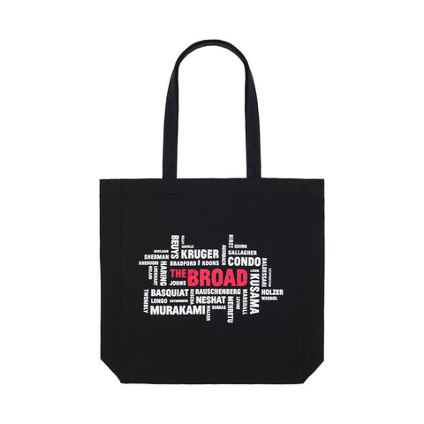 The Broad Artist Tote