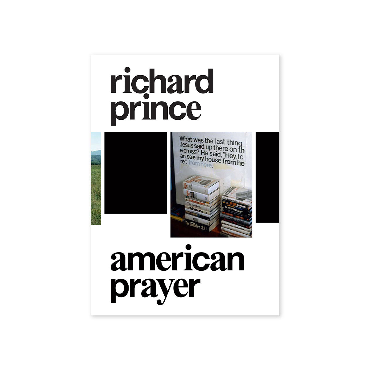 Richard Prince: American Prayer Catalogue