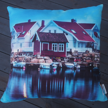"Load image into Gallery viewer, ""Lillehavn"" - Pillowcase 40x40"