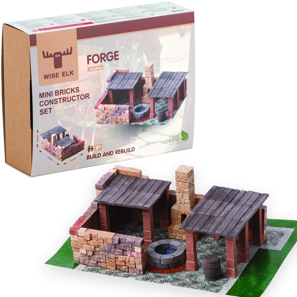 Wise Elk™ Forge | 150 pcs.
