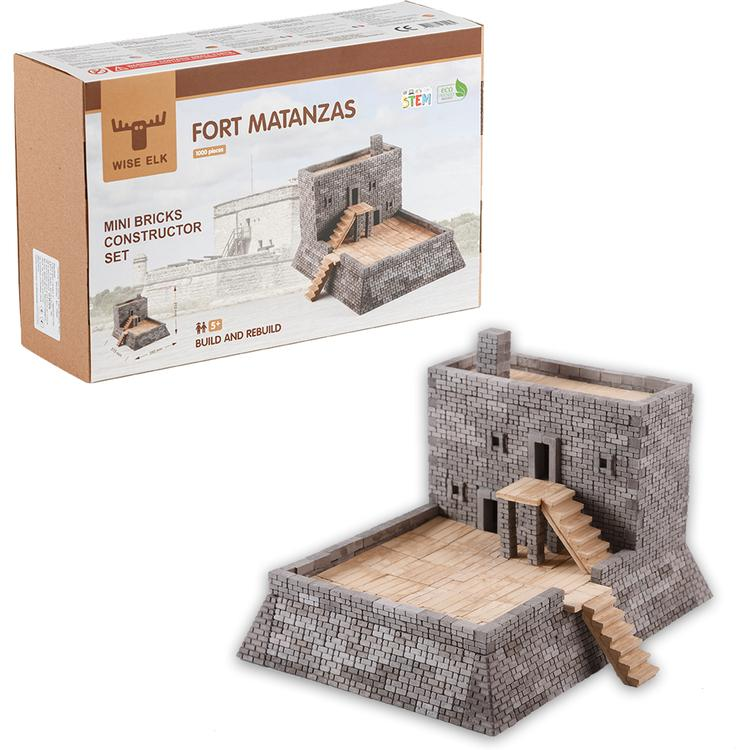 Wise Elk™ Fort Matanzas | 1100 pcs.