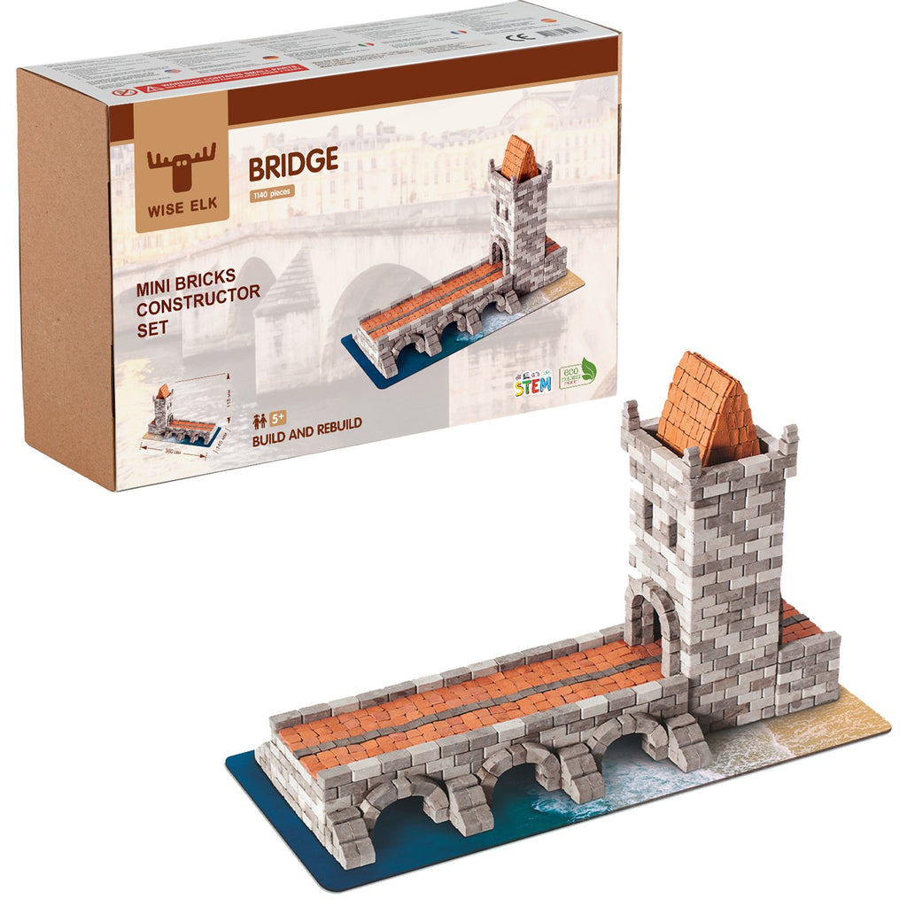 Wise Elk™ Carl Bridge | 1140 pcs.