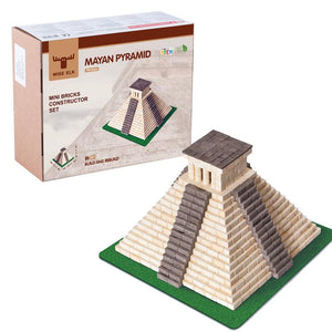 Wise Elk™ Mayan Pyramid | 750 pcs.