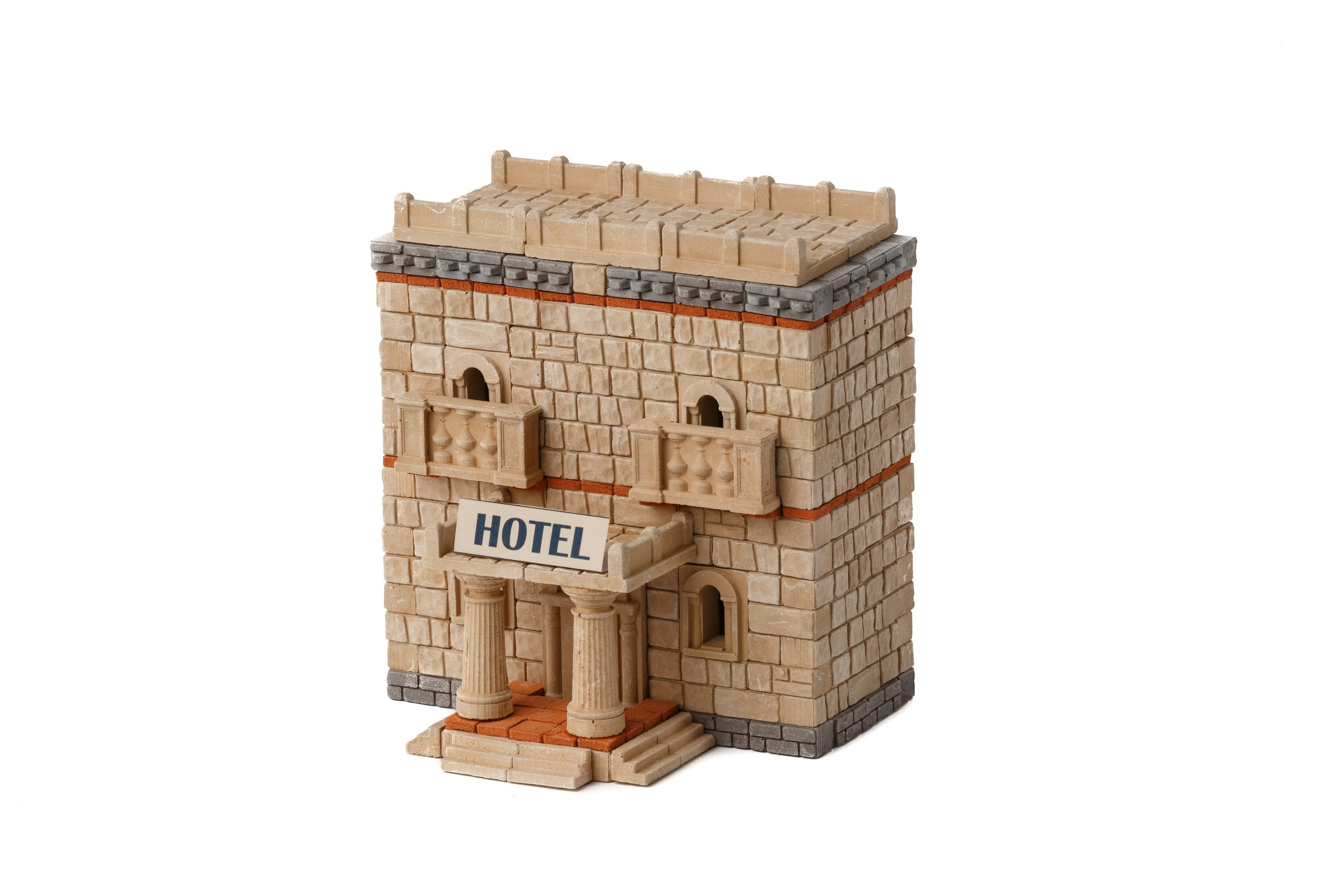 Wise Elk™ Hotel(NEW) | 510 pcs.