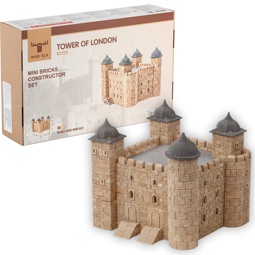 Wise Elk™ Tower of London | 2000 pcs.