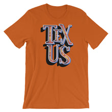 Load image into Gallery viewer, Tex•US - Unisex T-Shirt