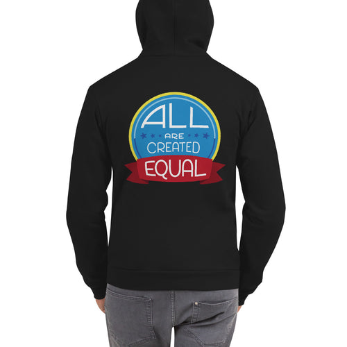 All are created equal - Hoodie sweater