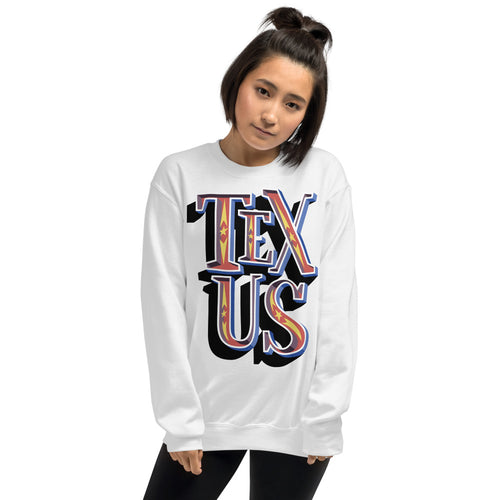 TEX•US - Unisex Sweatshirt