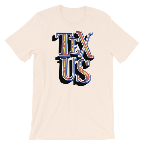 Tex•US - Unisex T-Shirt
