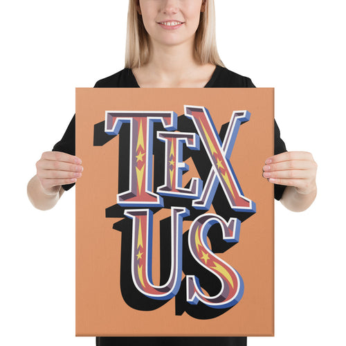 TEX•US - Canvas