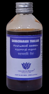 Sahacharadi Enna - 100 ml