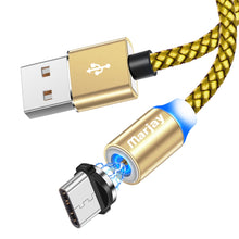 Load image into Gallery viewer, Magnetic Micro USB Cable