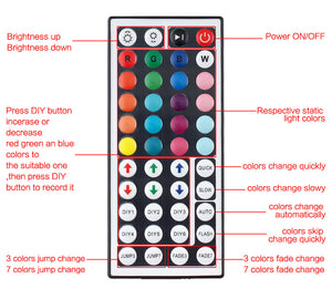 Led Wifi/Bluetooth Controller