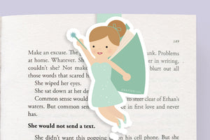 Book Fairy Magnetic Bookmark (jumbo)