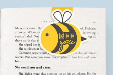 Bee You Magnetic Bookmark (Jumbo) BC Children's Hospital Exclusive Design