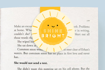 Sunshine Magnetic Bookmark (Jumbo)