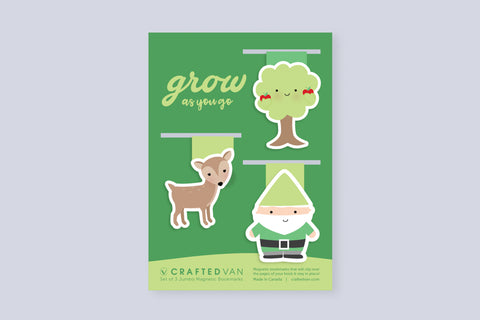 Grow As You Go Bookmark Gift Set