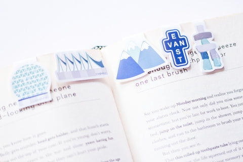 Vancouver Magnetic Bookmarks (Mini 5 pack)