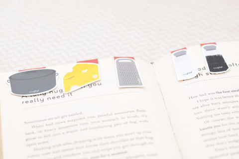 Cooking Magnetic Bookmarks (Mini 5 pack)