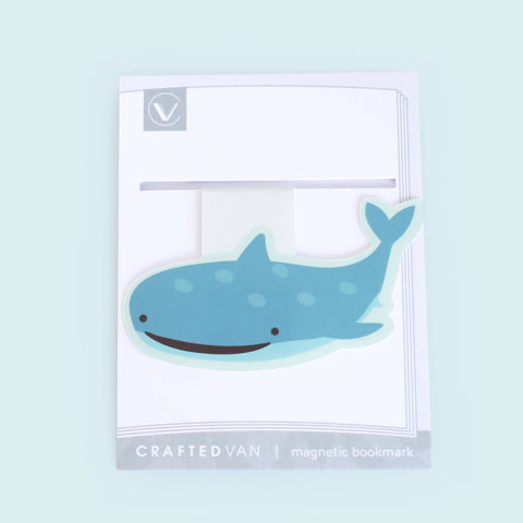 Whale Shark Magnetic Bookmark (Jumbo)