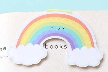 Rainbow Magnetic Bookmark (Jumbo)