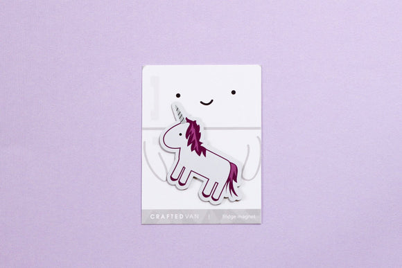 Unicorn Fridge Magnet