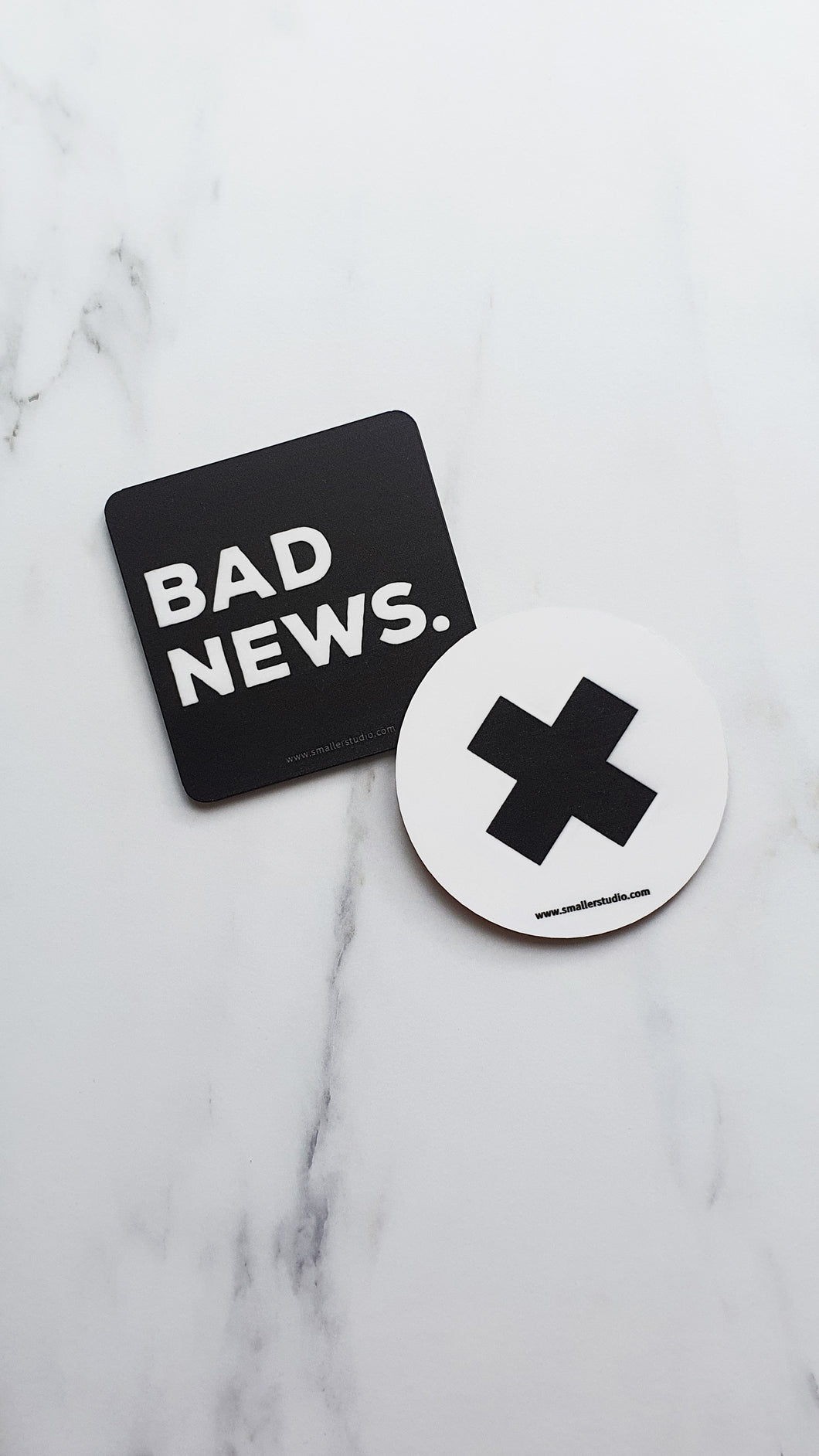 Bad News Coaster