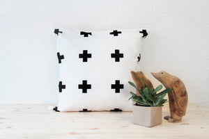 Small Crosses Pillow Case