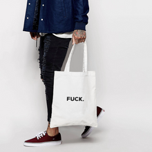 Load image into Gallery viewer, Fuck Tote Bag