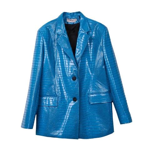 Rich Blue Leather Jacket (4820798603299)