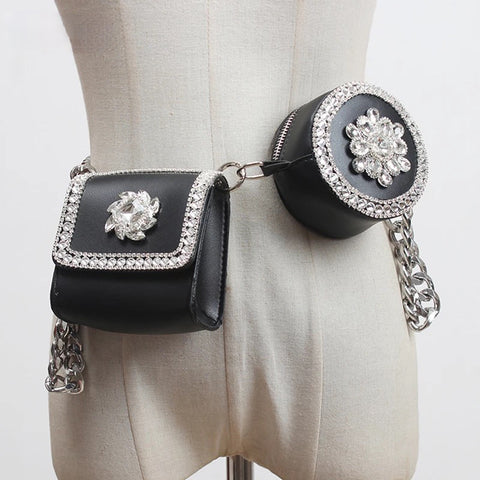 Chow Bling Mini Cross Bag (4803160342563)
