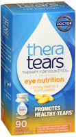 TheraTears Omega-3s 90CT