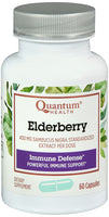 Elderberry Extract Immune Defense 60CT