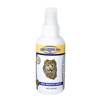 CBD Living Dog Breath Spray 250mg