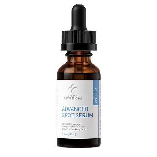 Ananda Professional Advanced Spot Serum - Clear