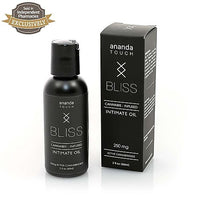 Ananda Touch Bliss CBD-Infused Intimate Oil (W/ L-Arginine)