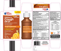 Cough Suppressant DM ER  for Kids' (Generic Kids' Delsym) 3oz