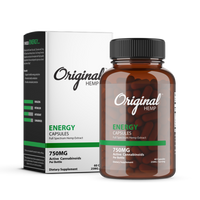 Original Hemp Energy Capsules