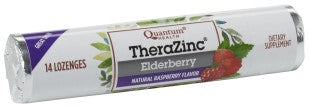 Therazinc Elderberry Lozenges 14 ct 12pc