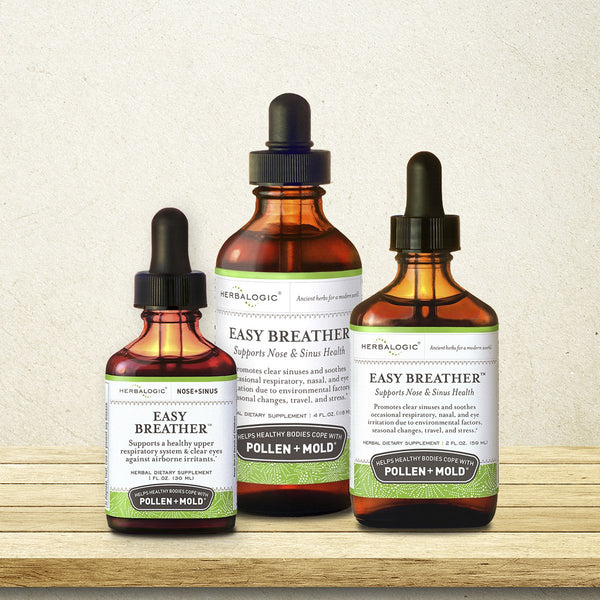 Easy Breather Herbal Drops